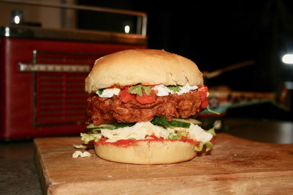 Burger du Spot Beachfood